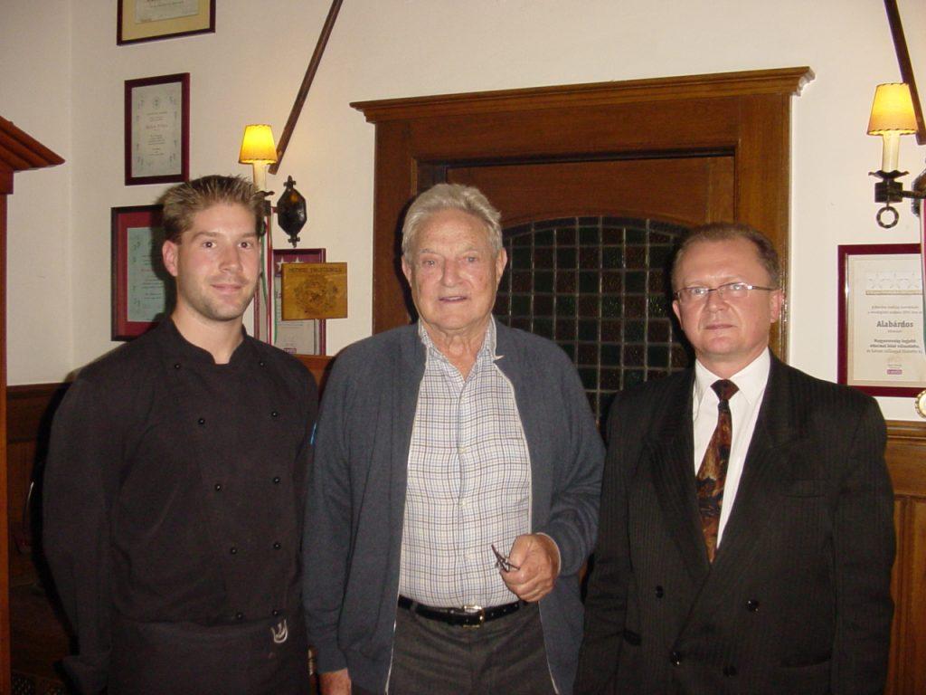 2010 okt 19 Soros György